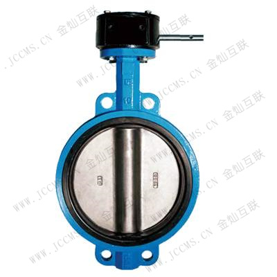 WAFER BUTTERFLY VALVE (PINLESS