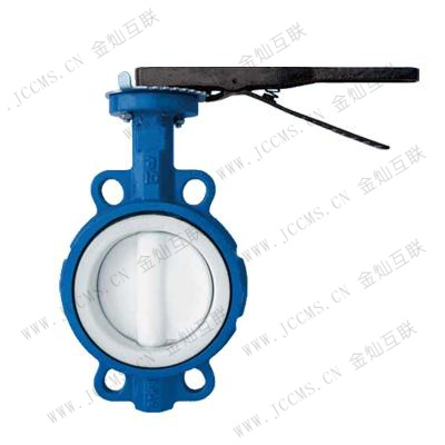 WAFER BUTTERFLY VALVE WITH UNI
